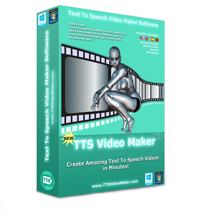 text to speech video maker software